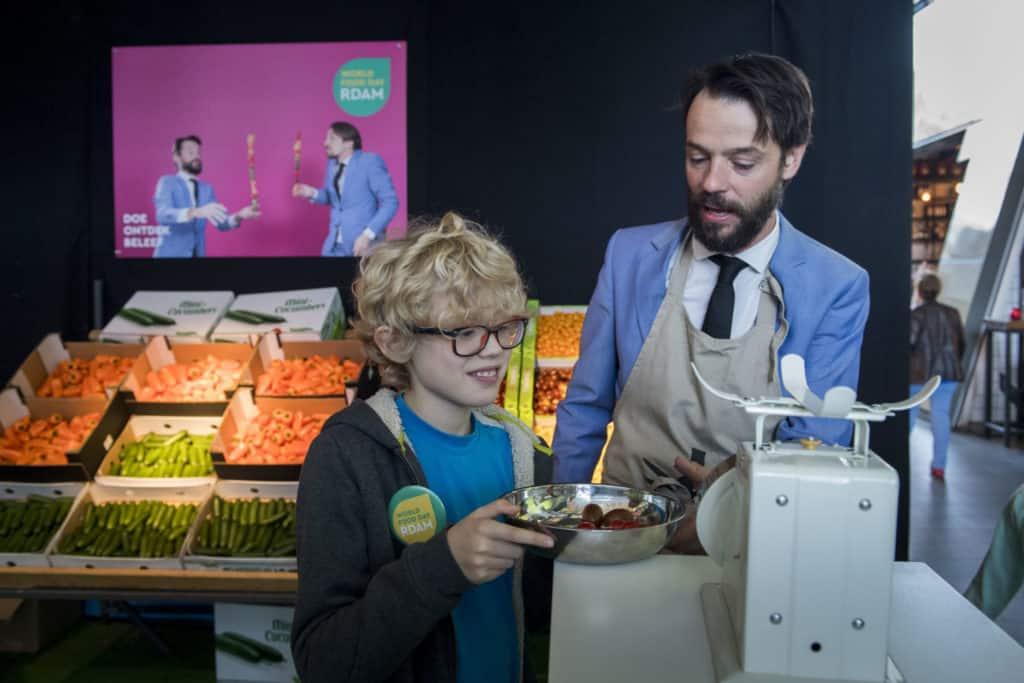 20171015 World Food Day Rotterdam - gemeente Rotterdam